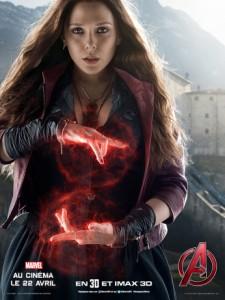 Alors elle c'est la fille de Magneto mais il faut pas le dire...