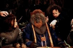 La planète des singes 2001 - tournage