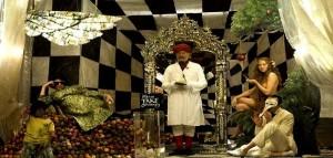 L'imaginarium du Dr Parnassius - Terry Gilliam-  2009