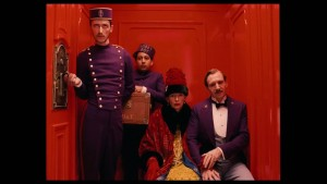 The Grand Budapest Hotel - Wes Anderson -  2013