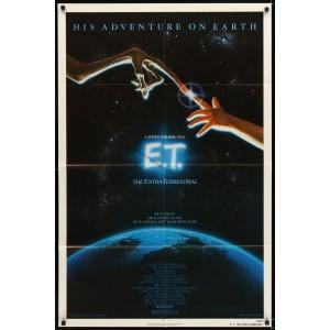 et-l-extraterrestre-affiche-us-82-steven-spielberg-folded-original-movie-poster